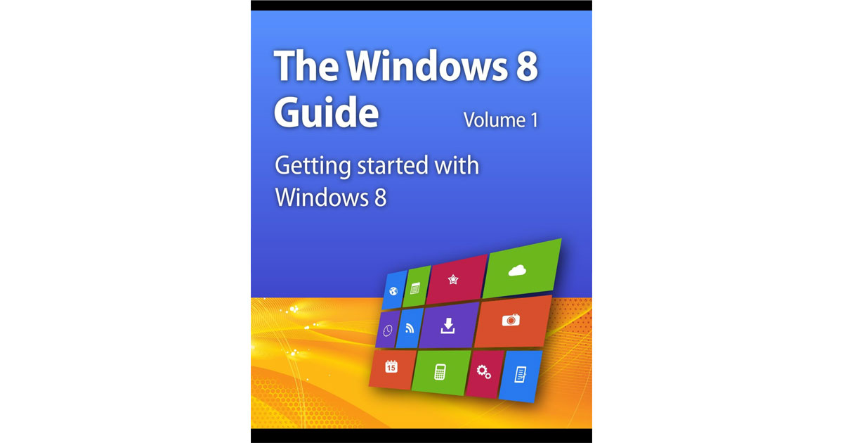 Windows 8 Guide - eBook Medium Image