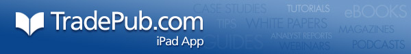 TradePub.com iPad app